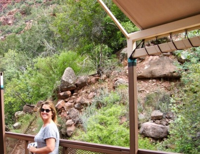 Train Trip on Verde Canyon Rail Road