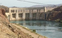 trip to Parker Dam
