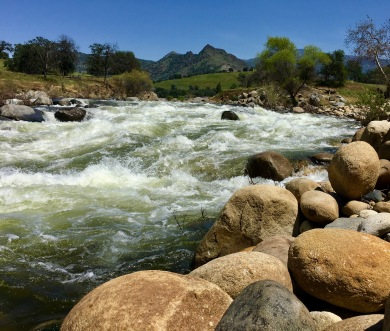 day trip to three rivers slick rock