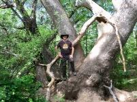 Hiking around Sedona