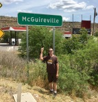 stop at McGuireville