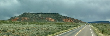 driving Hopi Reservation