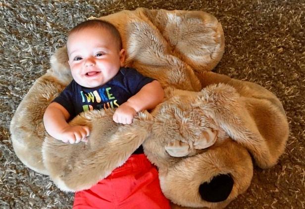 Casen at 6 months 2