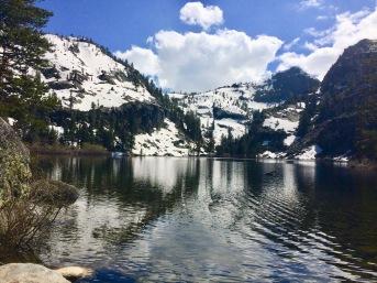 day at lake tahoe