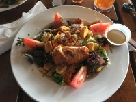 Salmon Salad at The Libertine