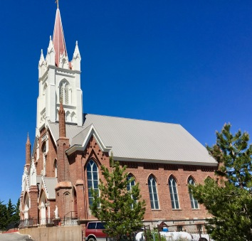 St. Mary's in Virginia City