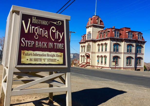 day trip to virginia city