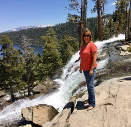 Lake Tahoe Eagle Falls Exploration