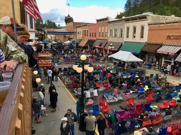 sawyer brown concert in deadwood