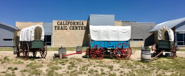california trail center