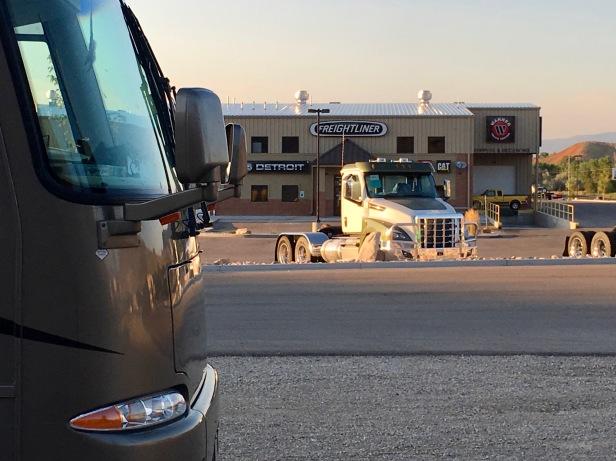 warner truck repair