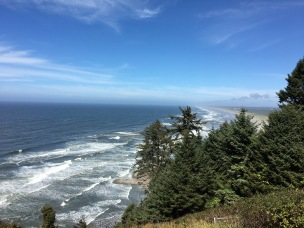 hiking in cape disappointment