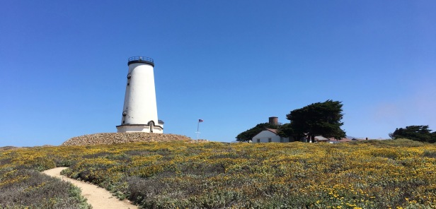 tour of Piedra Blancas Lighthouse
