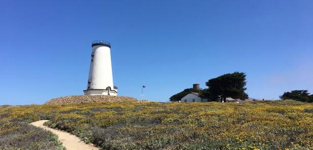 tour of Piedra Blancas Lighthouse