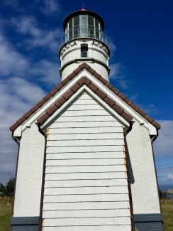 Cape blanco lighthouse near port orford