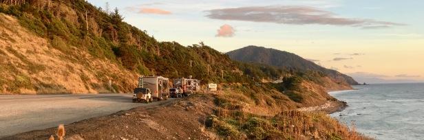 campsite at mile marker 304