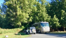 campsite in siskiyou national forest cg