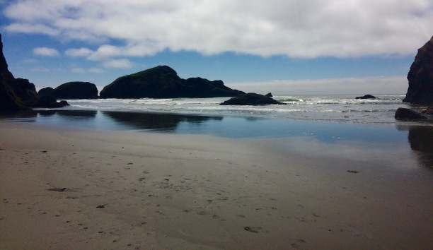 Oregon and No Calif coast
