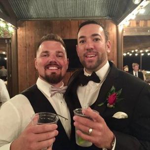 Josh and Eric
