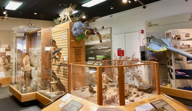 museum in Ridgecrest