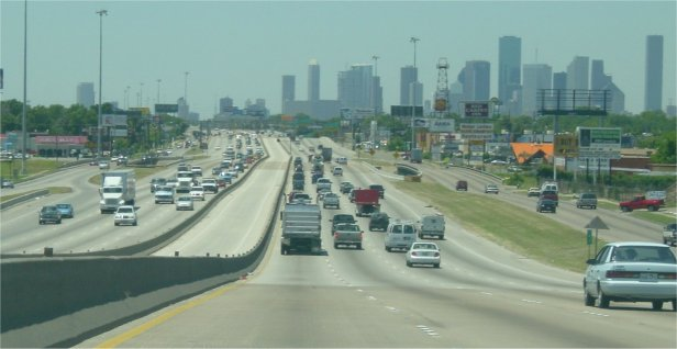 houston freeways