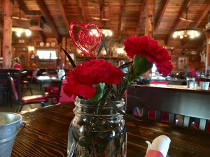valentines dinner in Carlsbad