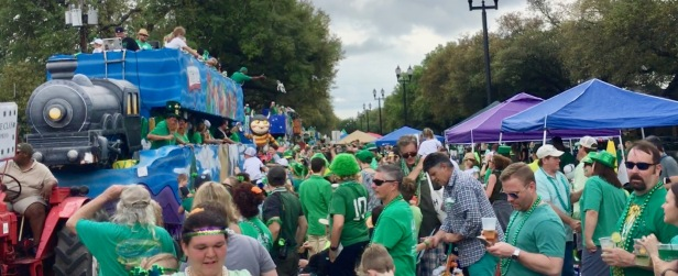 st patrick's day in new orleans
